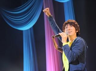羽多野渉さんのアーティスト活動5周年を記念して行われたライブツアーのDVDが発売決定! 公演の様子ををアンコールまであますことなく収録