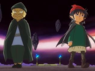TVアニメ『魔法陣グルグル』第23章「決戦!ギリの城!」のあらすじと場面カットが到着。ザン大陸に降り立ったニケとククリたちは……