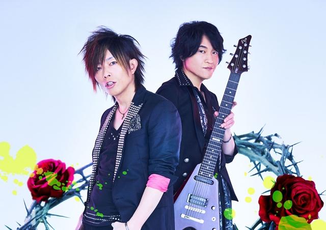 GRANRODEOニューシングルリリース決定! 『文スト』映画のOP主題歌が2018年2月に発売