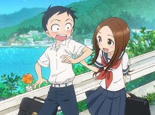 2018年冬アニメ『からかい上手の高木さん』第2弾PV&キービジュアル解禁! オープニングテーマは大原ゆい子さんの「言わないけどね。」