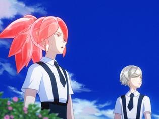 TVアニメ『宝石の国』第10話「しろ」より先行場面カット&あらすじが到着! 新型月人と遭遇したフォスたちはある作戦を立てるが……