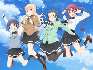 TVアニメ『ラーメン大好き小泉さん』2018年1月4日よりTOKYO MXほかで放送開始! 竹達彩奈さん、鬼頭明里さん登壇の先行上映イベント開催決定