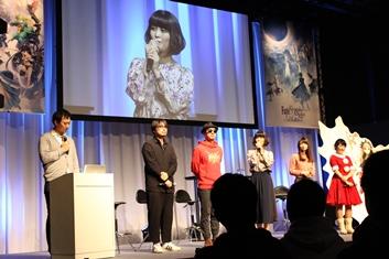 川澄綾子さん、大久保瑠美さん、植田佳奈さんが登壇した「Fate/Grand Order ゲストトークステージ in 秋葉原祭り 2017」をレポート