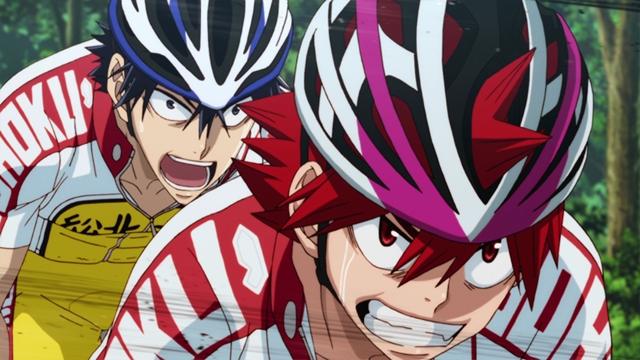 『弱虫ペダル GLORY LINE』2018年1月8日テレビ東京他で放送決定! 新シーンで構成された第2弾PVも解禁
