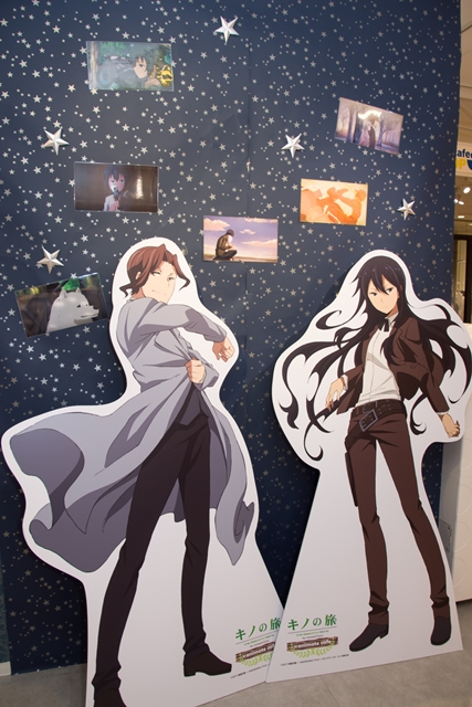 『キノの旅』新宿マルイ アネックスにアニメイトカフェの国が誕生!?
