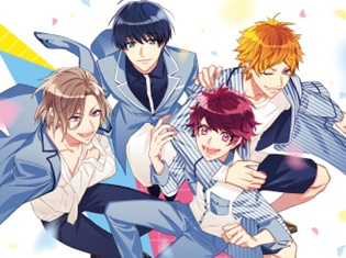 『A3!(エースリー)』主題歌CD「MANKAI☆開花宣言」が日本レコード協会よりゴールドディスクに認定! ゲーム内では記念にダイヤをプレゼント