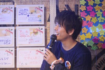 【独占】アイドルマスター SideM『315! deアイマSHOW!』レポート!第9回ゲスト:S.E.M 硲道夫役・伊東健人さんの画像-3