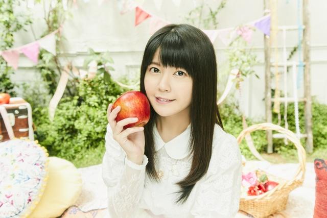 アップルと竹達彩奈