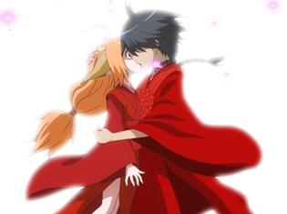 『縁結びの妖狐ちゃん』第24話(最終話)「スースの夢」より、先行場面カット公開! 白月初は、ある条件のためにスースと結婚する!?