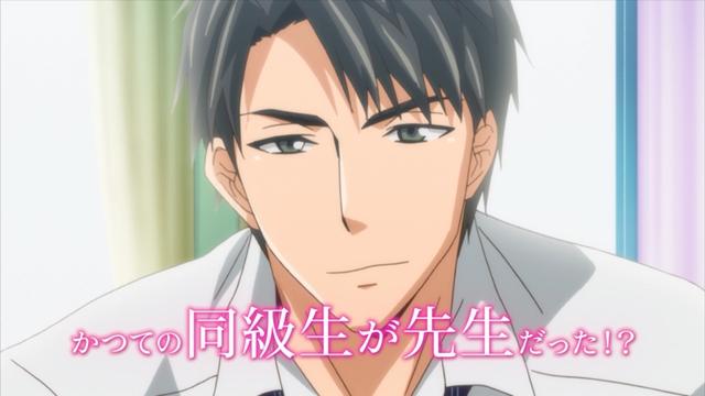 『25歳の女子高生』第10話「それってヤキモチ?」の先行カット公開! エンドカードは『イケメンヴァンパイア』の山田シロ先生!-2