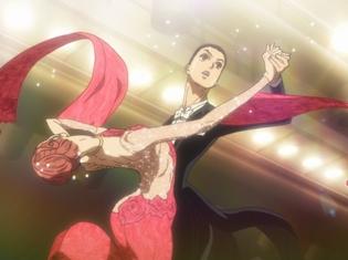 『ボールルームへようこそ』第24話(最終話)より、先行場面カット&あらすじ公開! 決勝最終種目で、多々良と千夏がみせる踊りは……