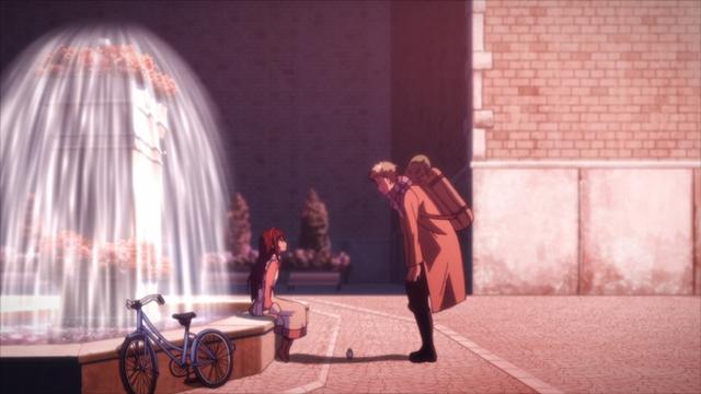 『キノの旅 -the Beautiful World- the Animated Series』第11話先行カット公開! 出会ったのは、大人になる前の最後の一週間を過ごす少女の画像-1