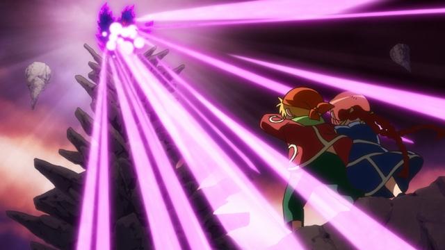 『魔法陣グルグル』第24話(最終話)「発動!恋するハート!」より、先行場面カット公開! ニケとククリたちの冒険、その結末は!?
