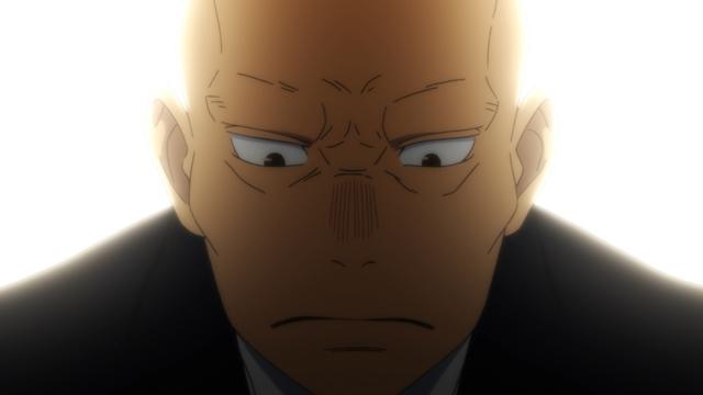 『3月のライオン』第32話より場面カット&あらすじが到着! 山崎は何が何でも勝ちたいという思いで二階堂の前に立つの画像-1