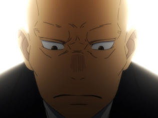 『3月のライオン』第32話より場面カット&あらすじが到着! 山崎は何が何でも勝ちたいという思いで二階堂の前に立つ