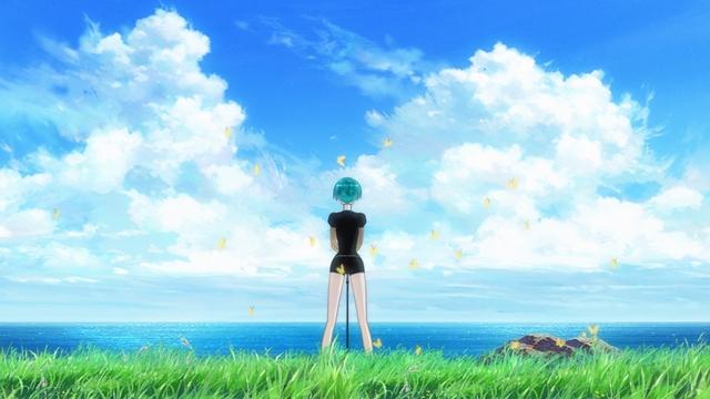 TVアニメ『宝石の国』第11話「秘密」より先行場面カット&あらすじ到着! 新型月人に金剛先生は思わぬ反応を示す……の画像-6