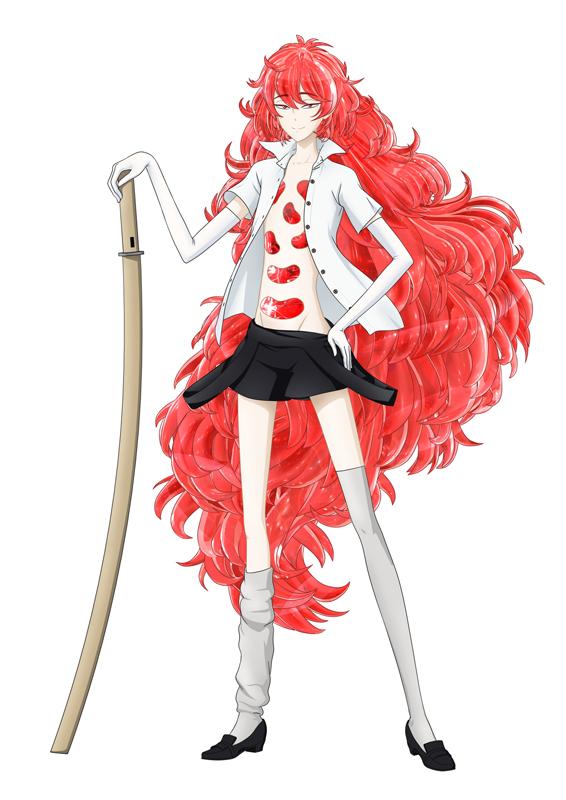 『宝石の国』の第11話から登場する新キャラクター・パパラチアを朴璐美さんが担当!  キャラクタービジュアルも公開