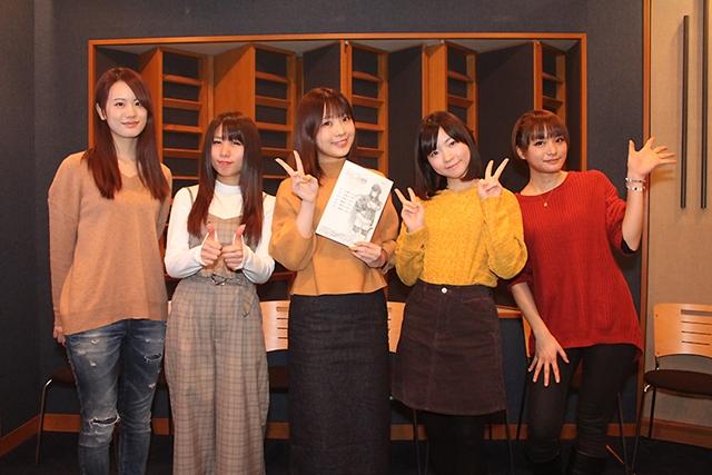 『七つの美徳』アニメ声優・キャラクターに関するコメント到着