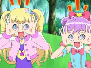TVアニメ『アイドルタイムプリパラ』第38話より先行場面カット到着! ファララとガァララ、二人が幸せになれる方法とは……
