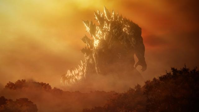 『ゴジラ怪獣惑星』超巨大ゴジラの名前がゴジラ・アースと判明