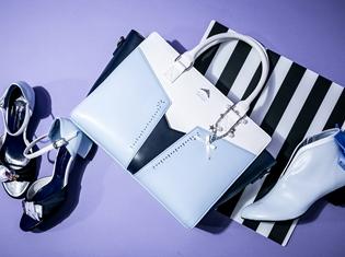 『シンデレラガールズ』キュート・クール・パッションを表現したワンポイントがキラリと輝くバッグ、ショートブーツ、サンダルが登場