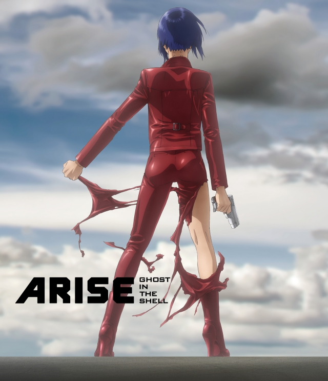 『攻殻機動隊ARISE/新劇場版』BD-BOX発売記念|坂本真綾さんが当時の自分を振り返るーー「あの未熟感も素子に合っていた」