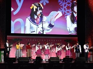 本渡楓さん、千本木彩花さんら声優陣が出演『アニメガタリズ』クリスマスパーティーは本編さながらのパロディ満載! みんなで一緒にレッツ・ラ・まぜまぜ!?