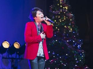 下野紘さん『ニル・アドミラリの天秤』EDテーマ担当を、シナモロールとのクリスマスイベントで大発表!