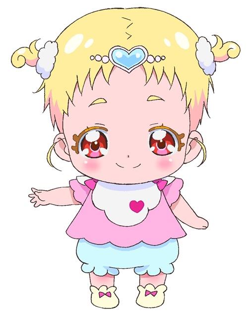 『HUGっと!プリキュア』キャストが決定、プリキュアは引坂理絵さん、本泉莉奈さん、小倉唯さん