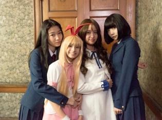 実写版『咲-Saki-阿知賀編 episode of side-A』映画と「特別編」には永尾まりやさんなど前作のキャストが出演