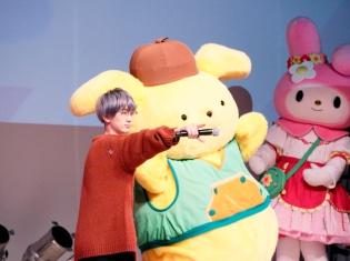 『サンリオ男子』2周年&1月からのTVアニメ放送直前記念イベントinピューロランドのオフィシャルレポートが到着!