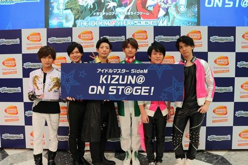 ▲左から深町さん、狩野さん、濱野さん、熊谷さん、榎木さん、伊藤さん