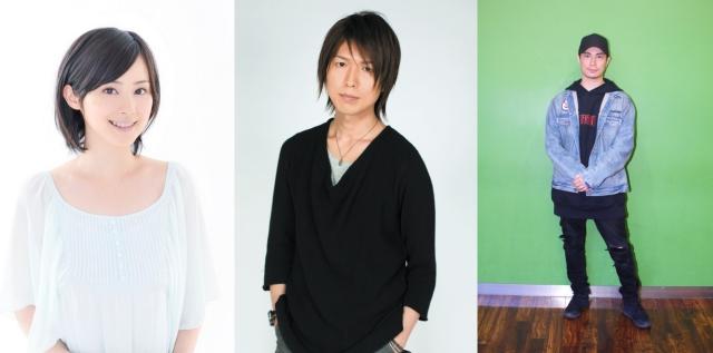 ドラマCD「宇宙戦隊キュウレンジャー」M・A・O、神谷浩史、鈴木達央インタビュー