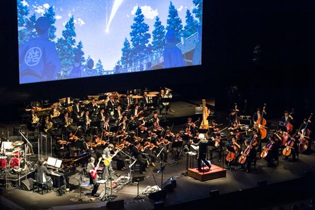 『君の名は。』オーケストラコンサートBD&DVD発売決定