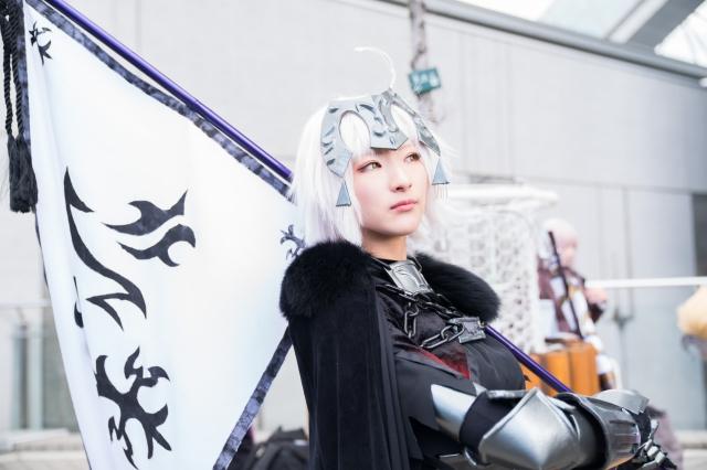 セイバーオルタやライダーほか、劇場版「Fate/stay night [Heaven's Feel]」に登場するキャラクターをコスプレ特集!-17