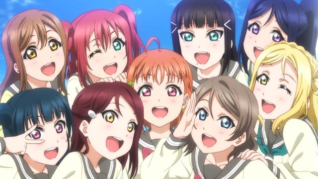 『ラブライブ!サンシャイン!!』完全新作劇場版制作決定! Blu-rayジャケットフィギュアシリーズも2018年より本格始動!の画像-2