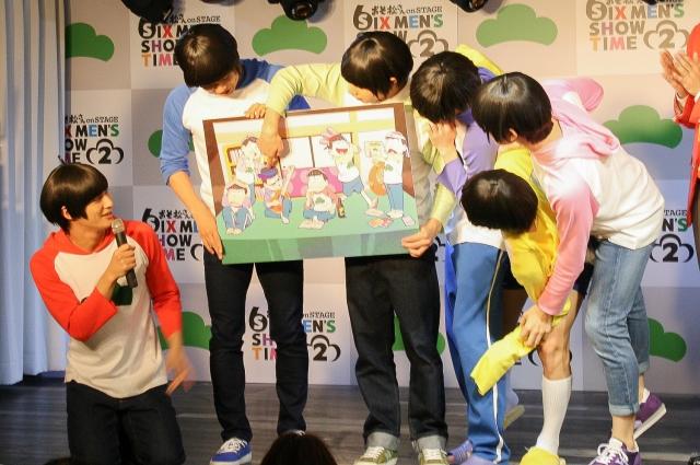 舞台「おそ松さん」第2弾会見レポート! 高崎翔太さん、井澤勇貴さんら人気俳優12人の絆を実感!!