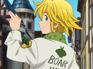 TVアニメ『七つの大罪 戒めの復活』第1話「魔神族復活」より先行場面カット到着!ようやく平和が訪れたリオネス王国だったのだが……