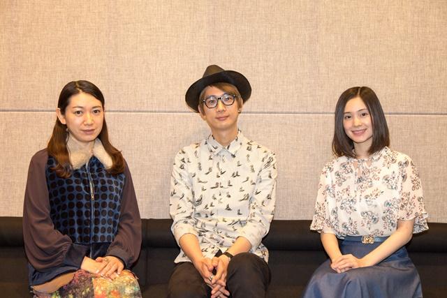 江口拓也さん、M・A・Oさん、桑島法子さんお気に入りのシーンは?――『PSO2』ドラマCD第4弾アフレコ後インタビュー!