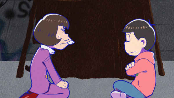 『おそ松さん』のオリジナルショートアニメ 『d松さん』、予告動画&場面カット初公開! 第1話は、おそ松がイヤミに衝撃の告白!?