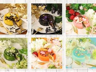 『ツキウタ。』Six Gravityの6人と北海道のケーキショップ「ガトー・ルーレ」がコラボ! こだわりの本格イメージケーキの発売が決定!!