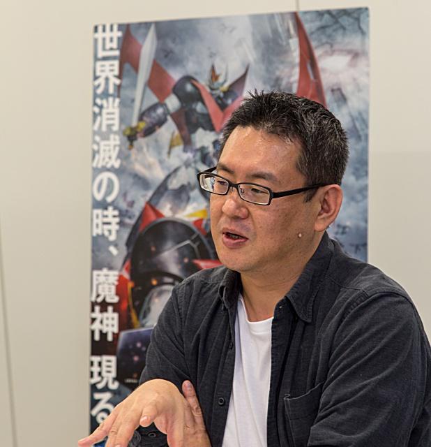 ▲『スーパーロボット大戦』寺田貴信プロデューサー