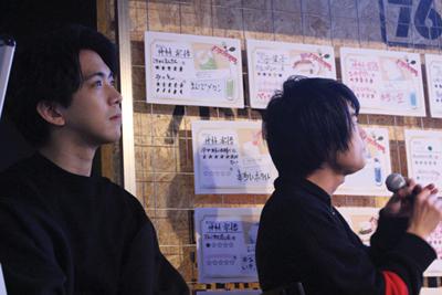 """""""ワケミニなま!""""レポ&収録後インタビュー! 永塚拓馬さん「『ワケミニ』は布教用です!」-4"""