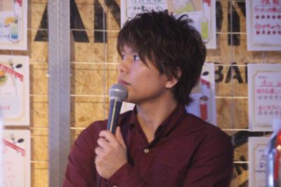 """""""ワケミニなま!""""レポ&収録後インタビュー! 永塚拓馬さん「『ワケミニ』は布教用です!」-2"""