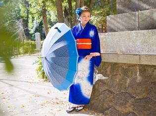 『刀剣乱舞-ONLINE-』のコラボアイテムに傘が登場! 小夜左文字、乱藤四郎、物吉貞宗、鶯丸がラインナップ