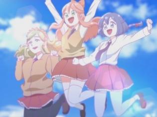 TVアニメ『ポプテピピック』#1「出会い」より場面カット到着!