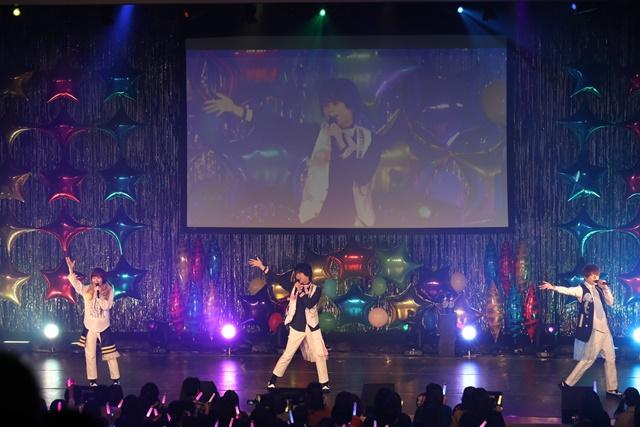 『アイ★チュウ』村瀬歩さんら出演ライブイベントが開催! 記念日を祝う「POP'N STAR CARNIVAL!」夜の部レポート