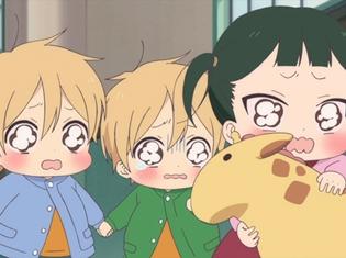 TVアニメ『学園ベビーシッターズ』第2話の場面カット&あらすじ公開! 保育ルームのみんなで動物園へ遠足をすることに