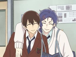 『サンリオ男子』第3話「マイ♪シスター・ブルー」の先行カット公開! 祐(CV:斉藤壮馬)は面倒見の良いお兄さん、しかし妹とは……