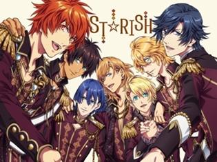 ST☆RISHが歌う劇場アニメ『うたの☆プリンスさまっ♪ マジLOVEキングダム』挿入歌、シングルのジャケ写&収録内容公開!